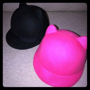 Other - 9pc Girl's Hat Bundle